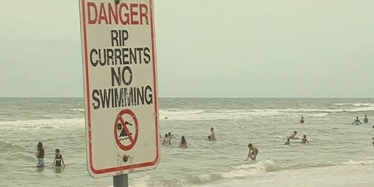 Dorian-influenced swells to create rip current risk over already busy Labor Day weekend