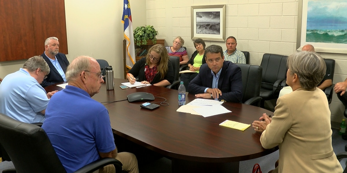 Pender County approves more money to repair schools after hurricane damage in emergency meeting