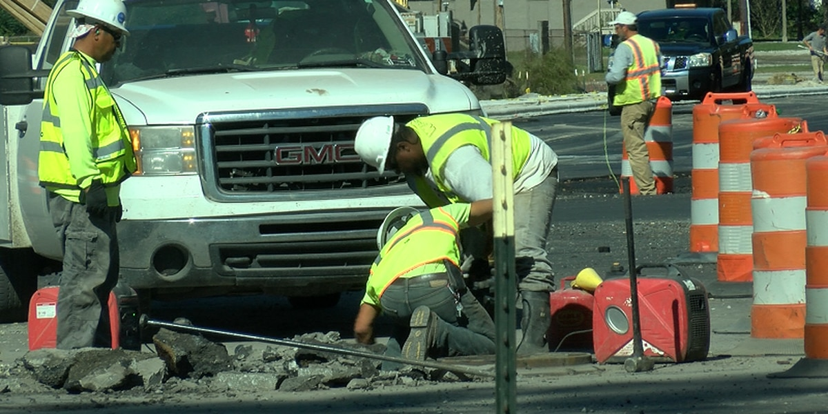 TRAFFIC UPDATE: Lanes open at Third St. intersection near Greenfield Lake