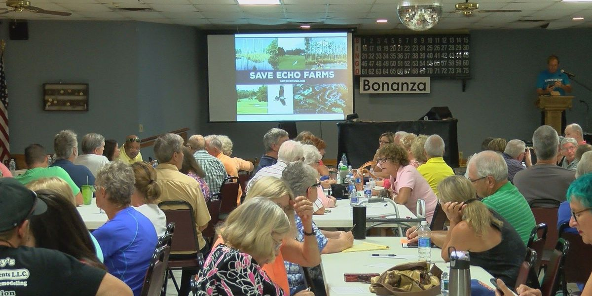 'Save Echo Farms' opposes proposed development