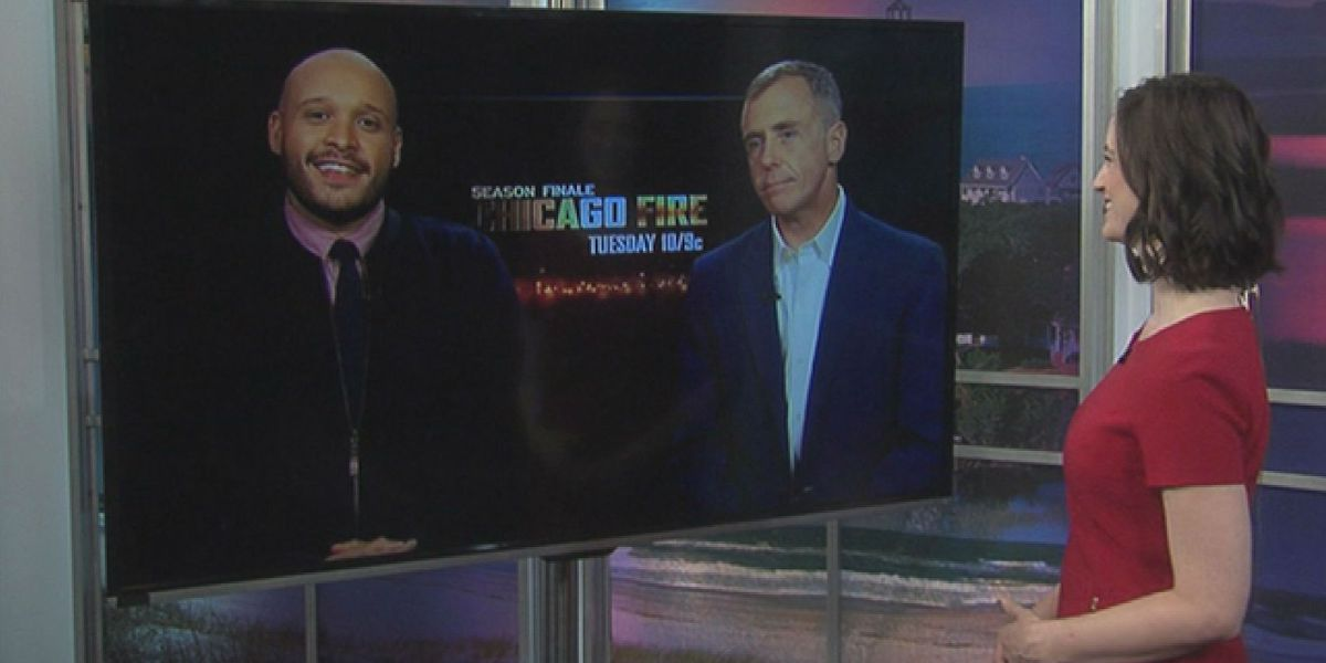 First at Four: 'Chicago Fire' stars talk about season finale, show's success