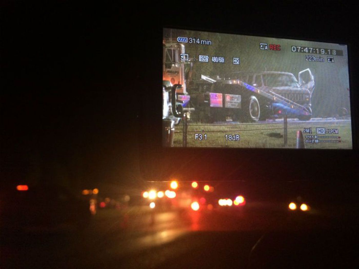 One killed, two injured in accident on I-40
