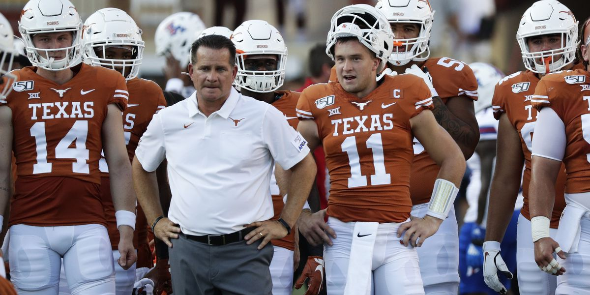 NC State hires Texas' Beck to serve as offensive coordinator