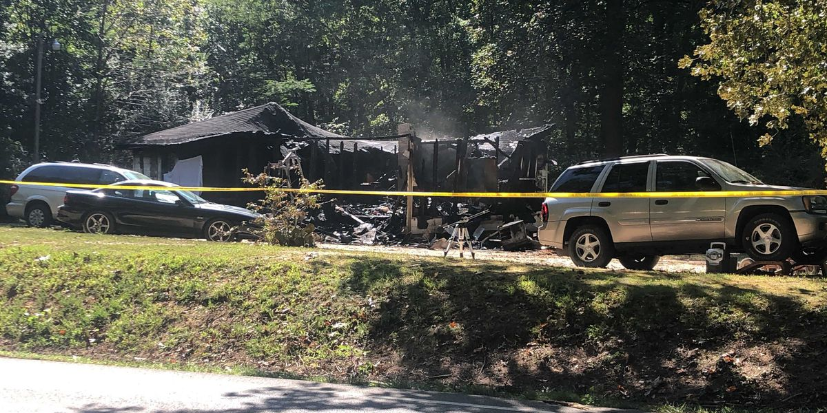 3 family members found dead after Buckingham County house fire