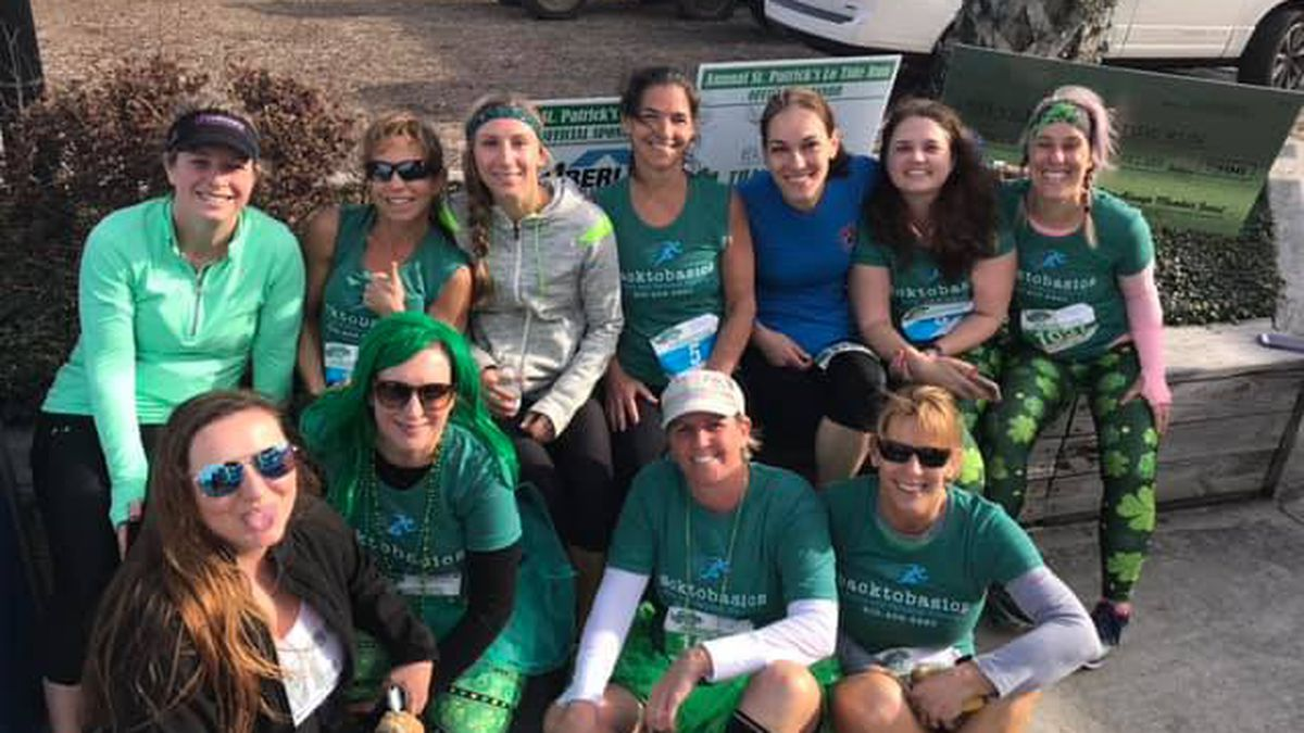 One year later, the Steve Haydu St Patrick's LoTide Run can welcome runners