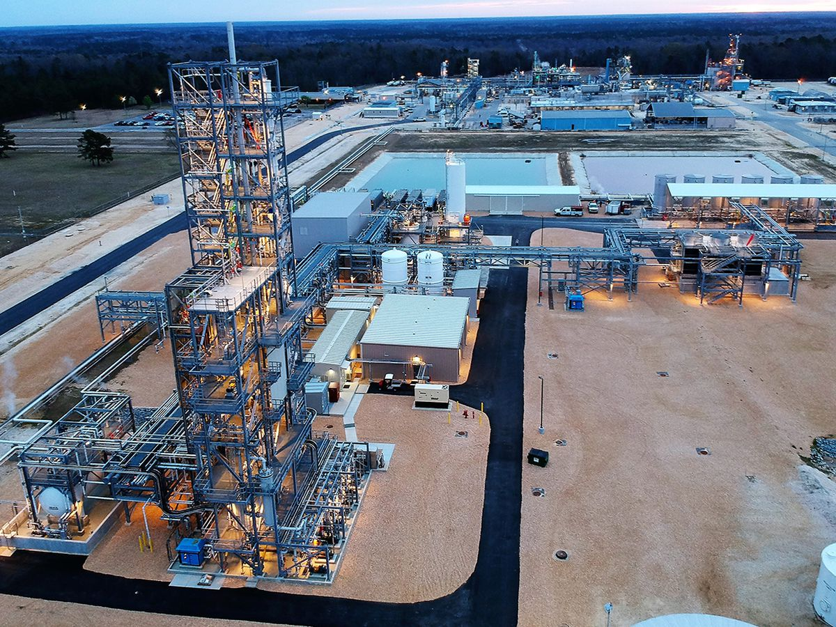 Chemours' thermal oxidizer destroys PFAS air emissions above state-mandated efficiency level