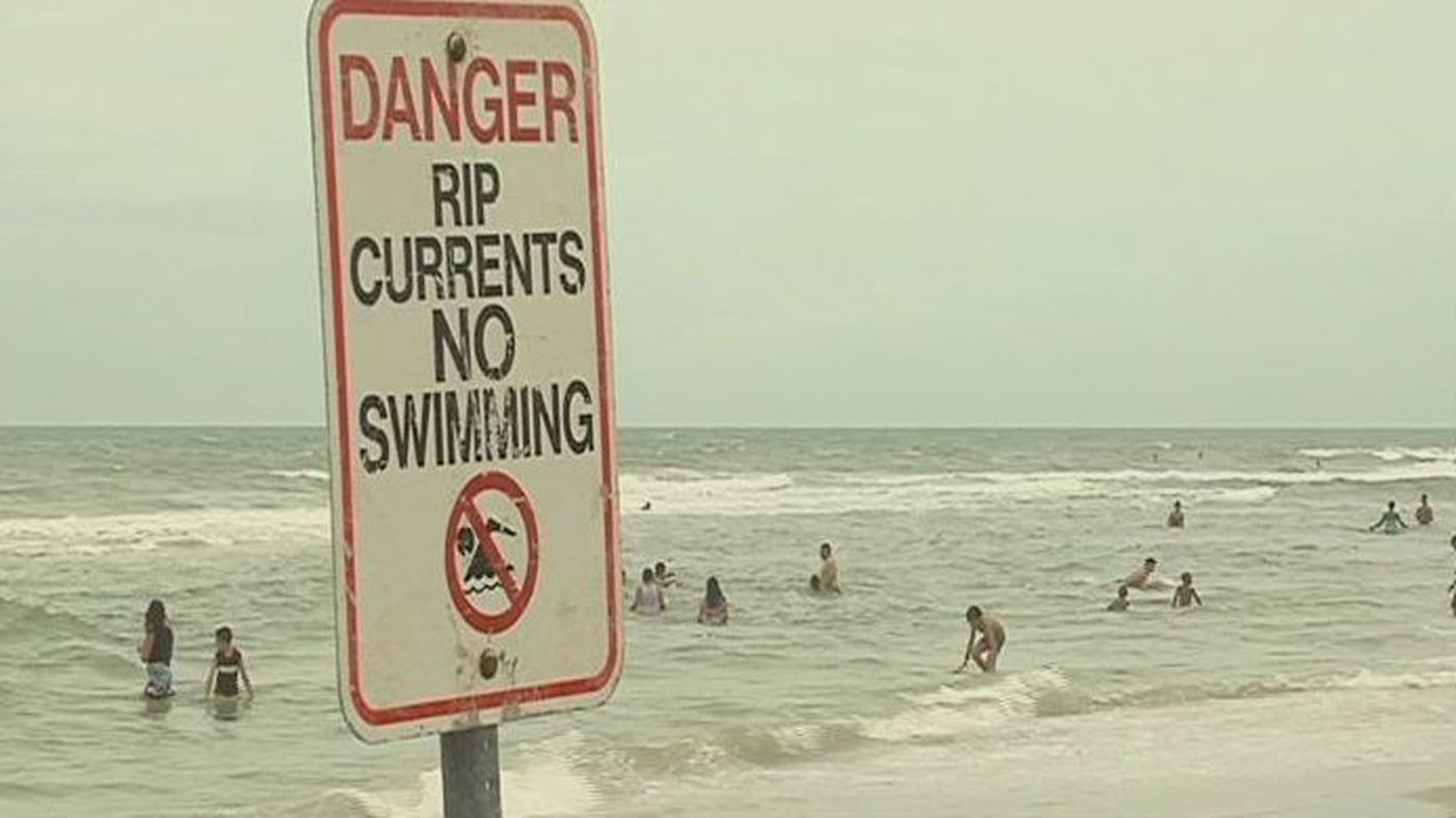 Researchers take time to monitor rip currents
