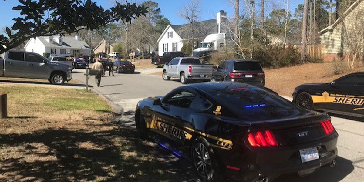 """I shot him twice."" 911 calls reveal frantic moments after man allegedly pushes his way inside off-duty deputy's home"