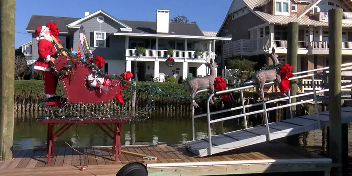 Flipped Flotilla: Changes keep the annual NC Holiday Flotilla tradition alive