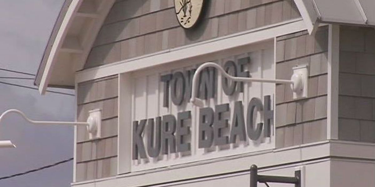 Kure Beach town leaders listen to residents' concerns on storm water drainage