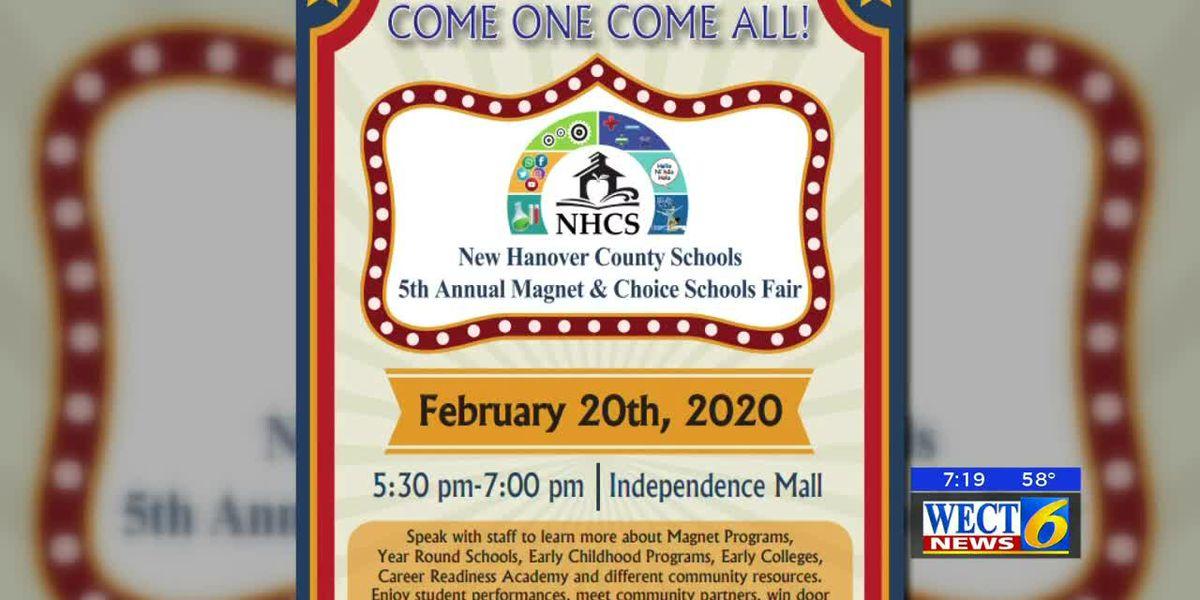 New Hanover County School's Magnet Fair