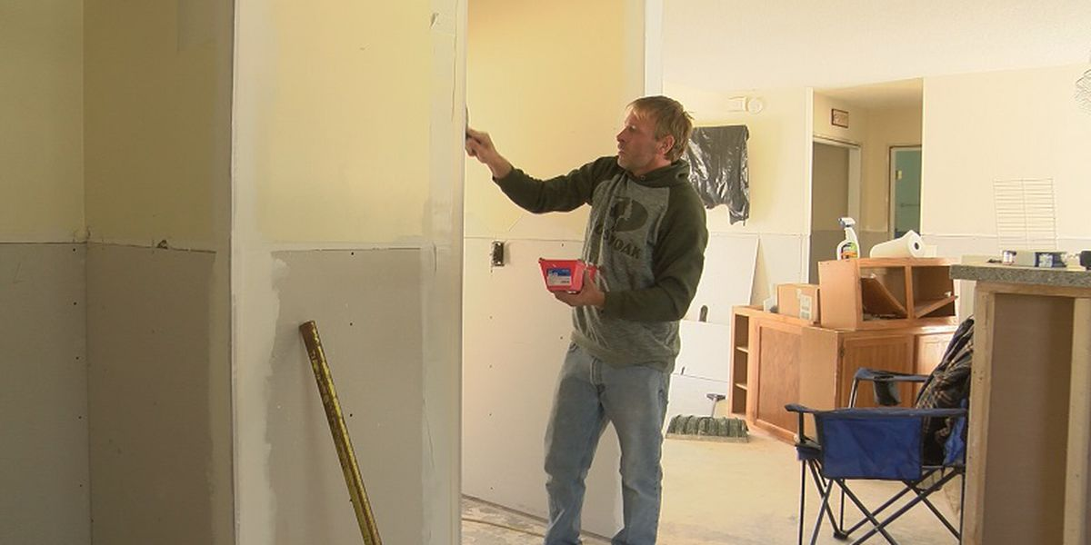 Local carpenter helps homeowners the way he knows best