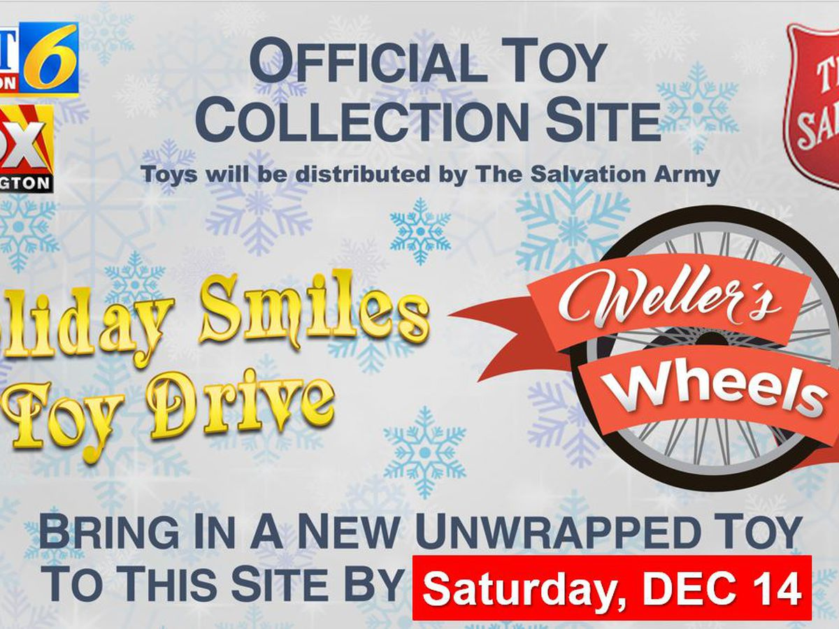 Donate to Holiday Smiles, Weller's Wheels through Dec. 14