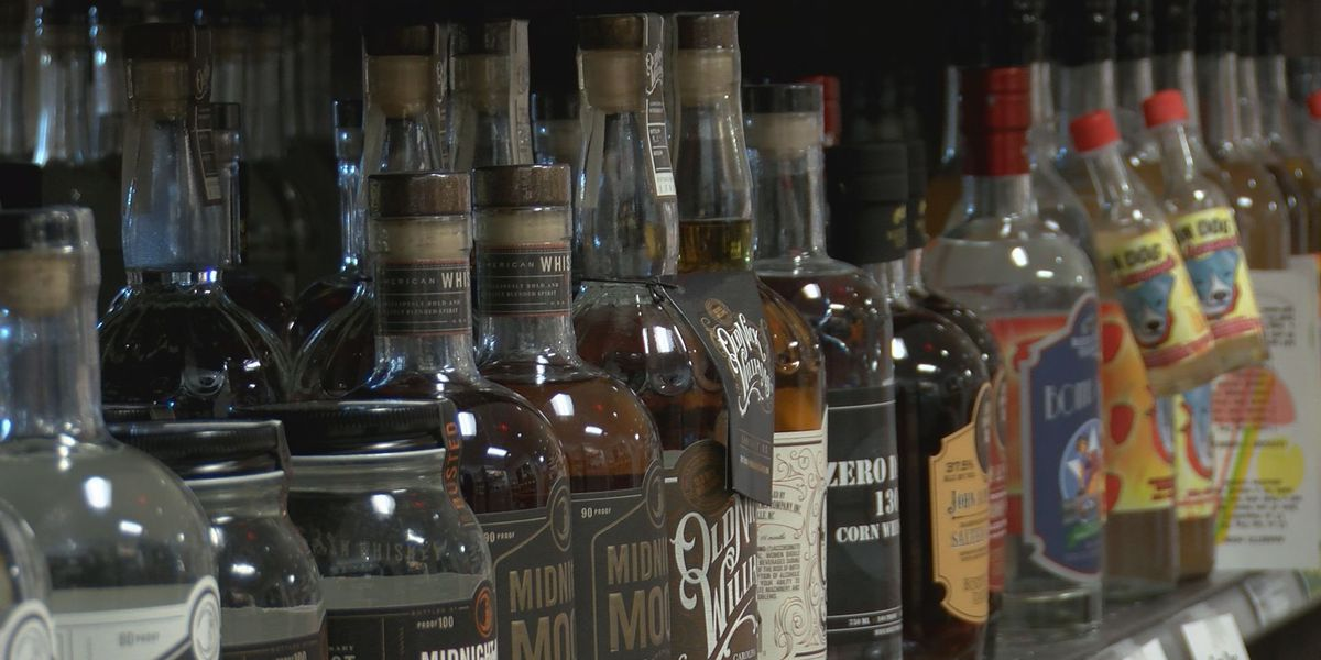Liquor sales spike at ABC stores during 1st full month of stay-at-home order