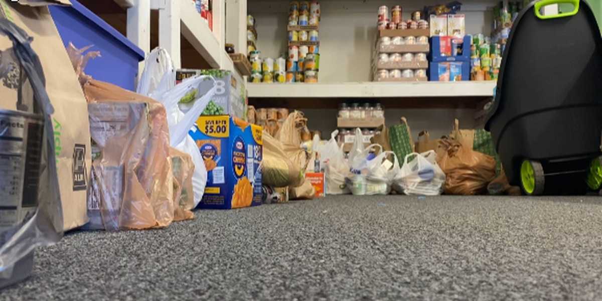 Food pantry creates friendly competition among neighborhoods for donations