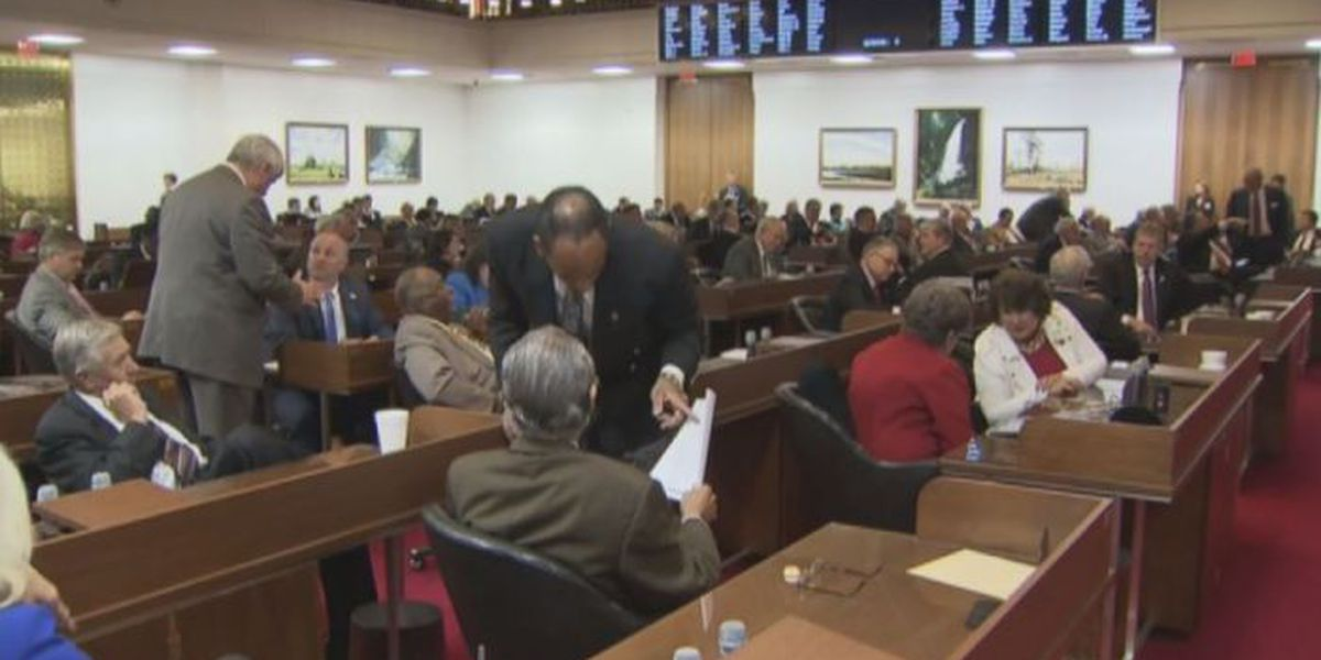 Protestors arrested, bills passed in extra legislative session
