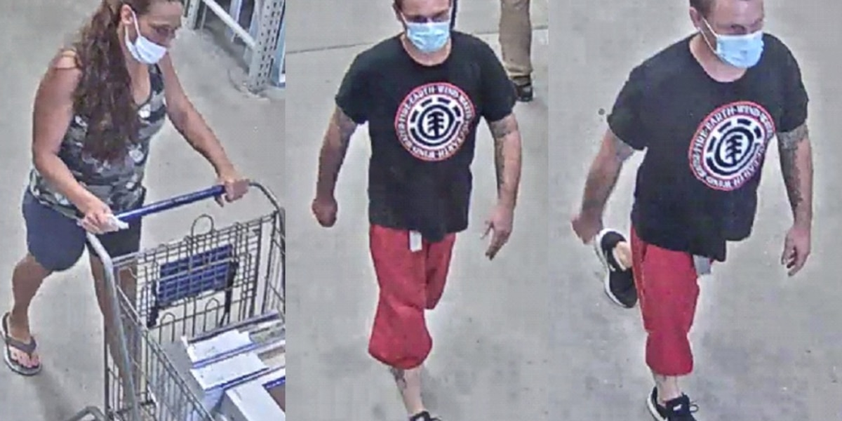 WPD asking for public's help in identifying suspects in larceny case