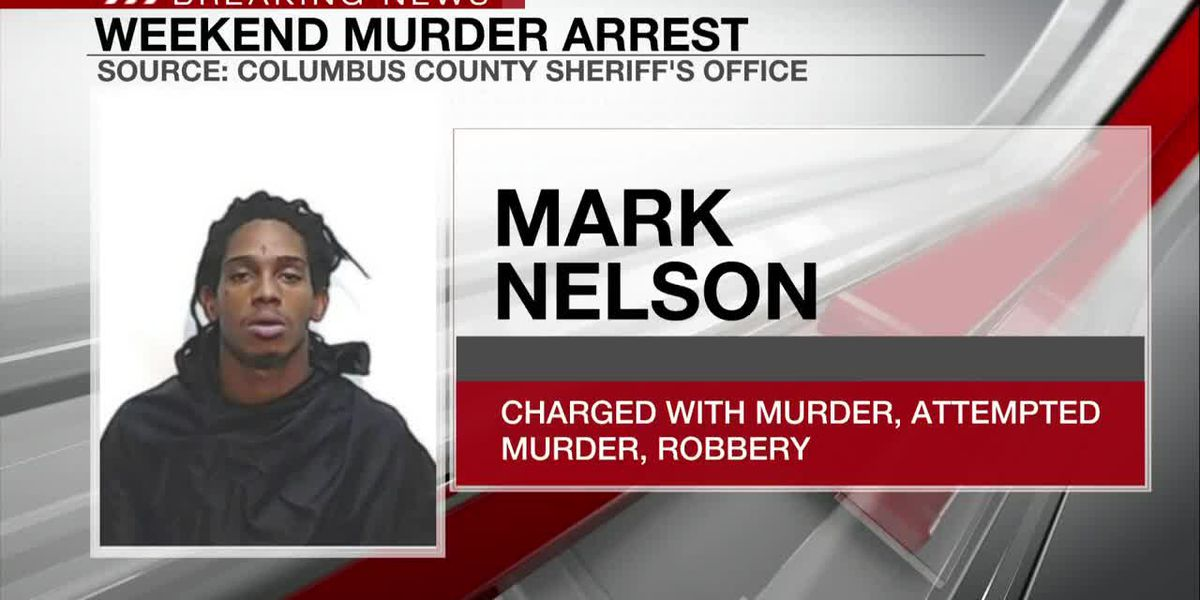 Man arrested, charged with Whiteville shooting