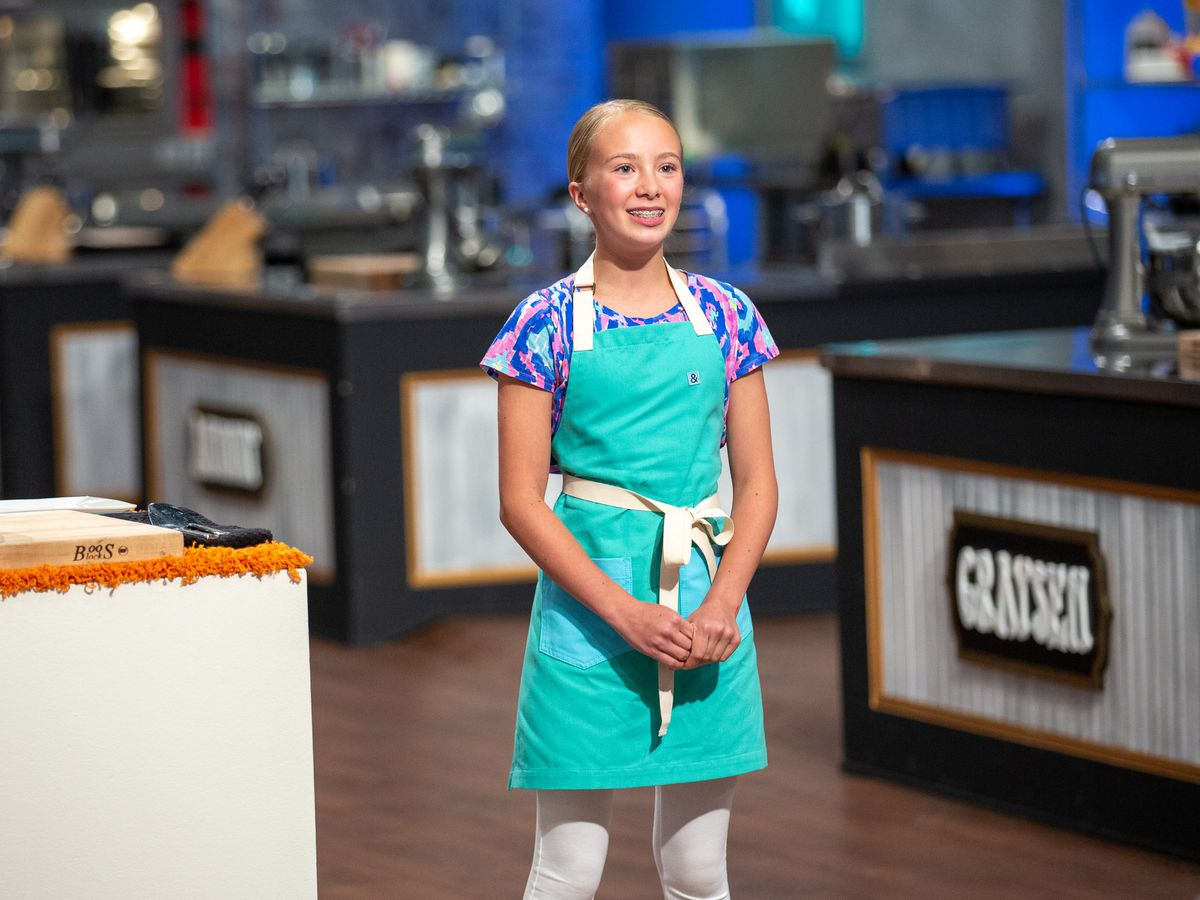 Wilmington teen competes on Food Network show