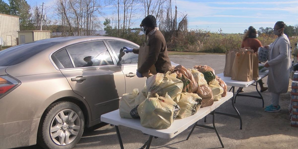 Annual Christmas giveaway benefits Delco families