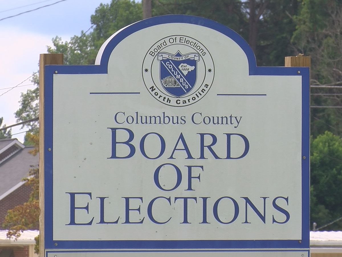 State board sends sheriff's election protest back to Columbus County, requires officials to take up residency issue