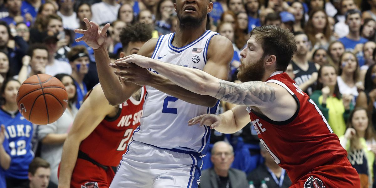 Stanley, boardwork, zone help No. 12 Duke top NC State 88-69