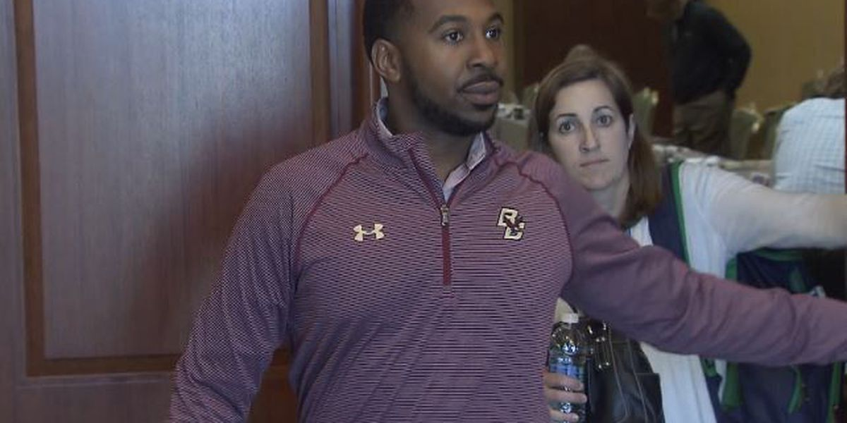 Boston College Athletic Director Martin Jarmond credits lessons learned at UNCW