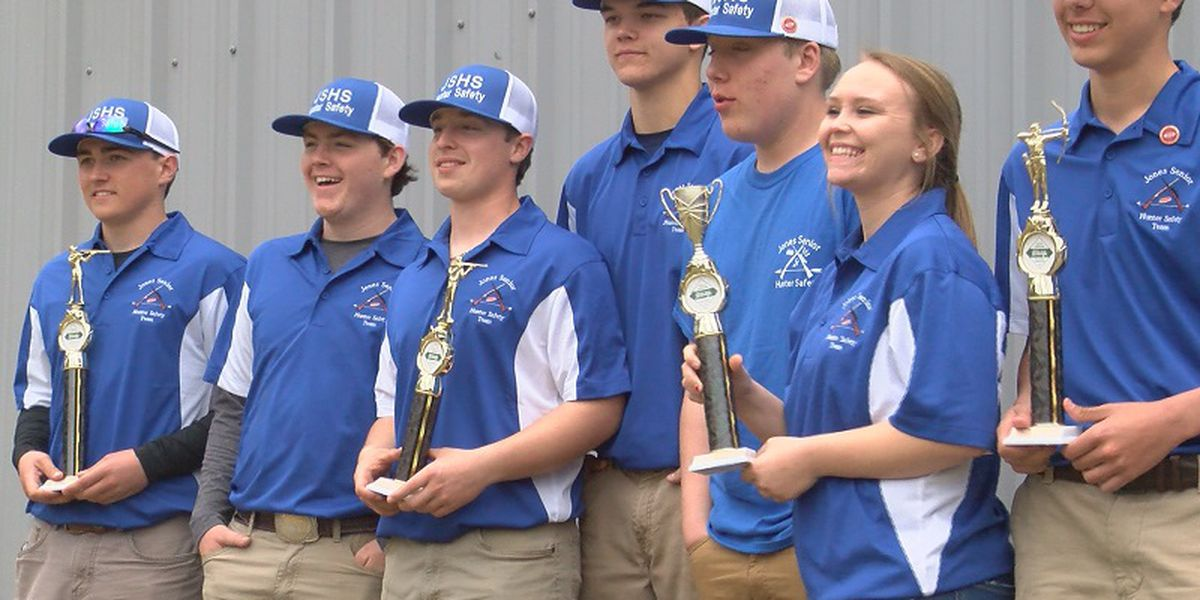 Students put their hunter skills to test for annual Hunter's Safety Competition