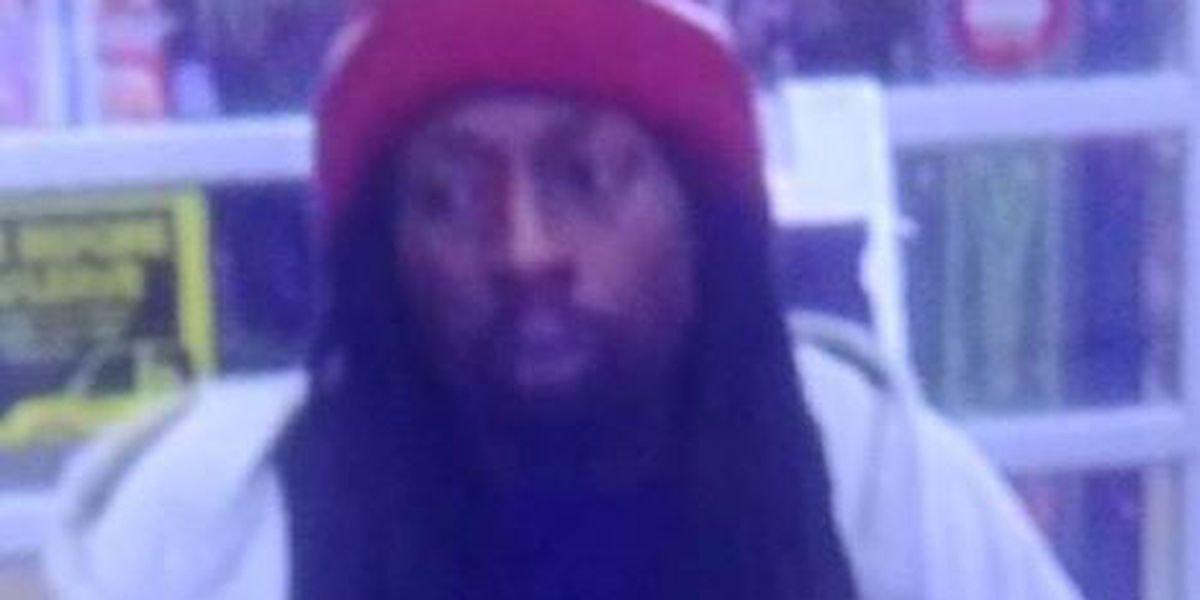 Shallotte police looking for suspect accused of stealing from Walmart