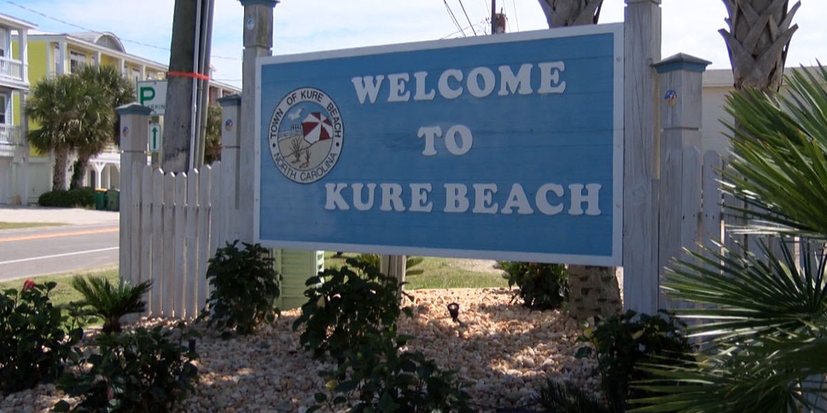Expanding Island Greenway is not a priority at the moment, Kure Beach says