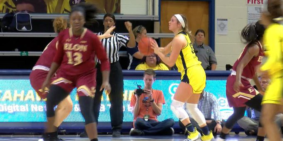 Non-conference schedule set for UNCW women's basketball