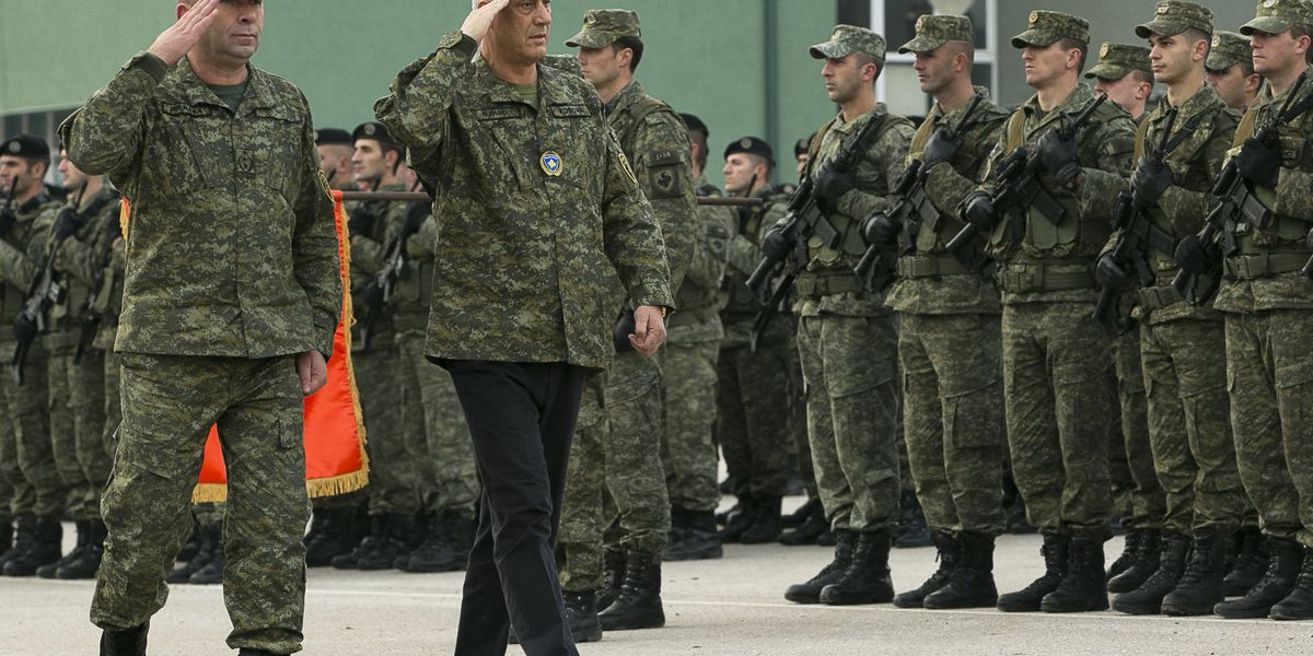 Kosovo parliament to vote to form new army, angering Serbia