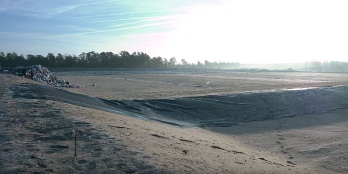 New Hanover adds 10-acre expansion to county landfill
