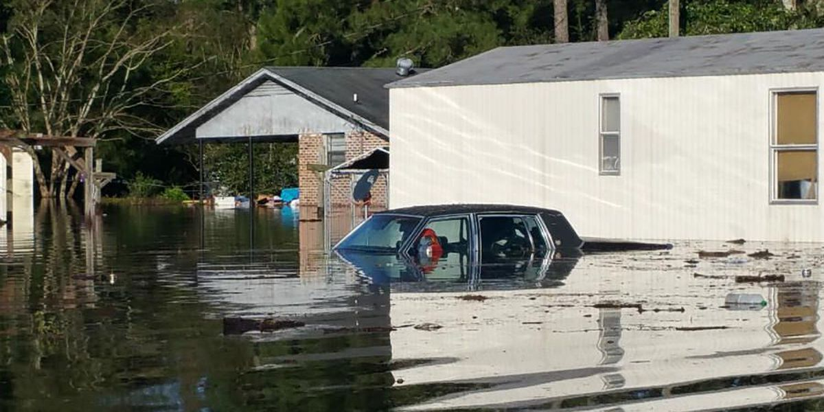 Complaints spike about insurance companies and flooded cars