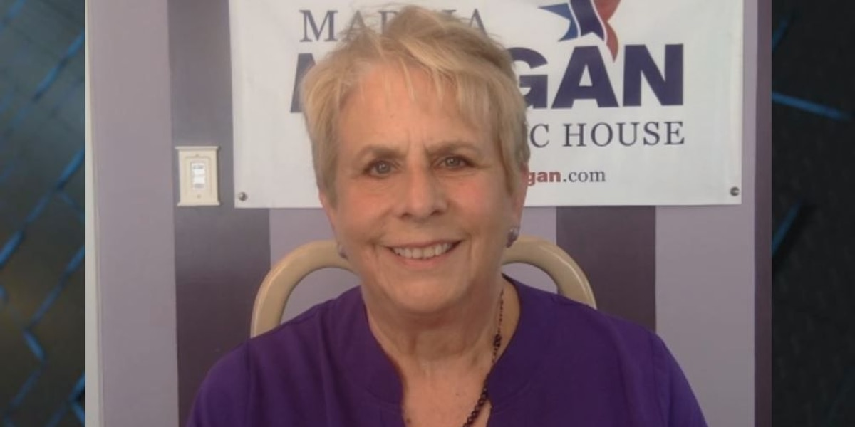 Marcia Morgan is the democratic candidate running for NC House in District 19
