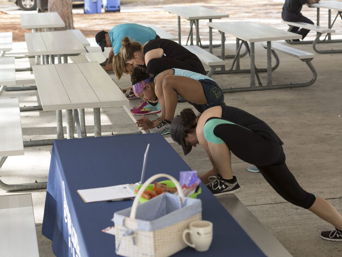 New Hanover County's Coastal Fitness Challenge canceled due to weather