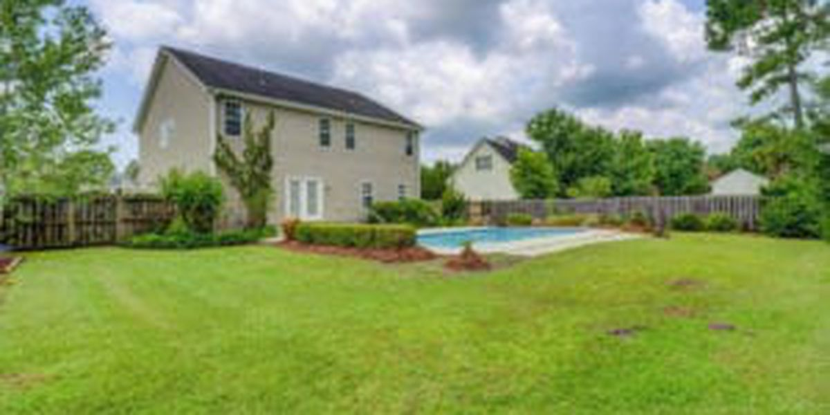 Home with pool considered a best buy in Wilmington Real Estate