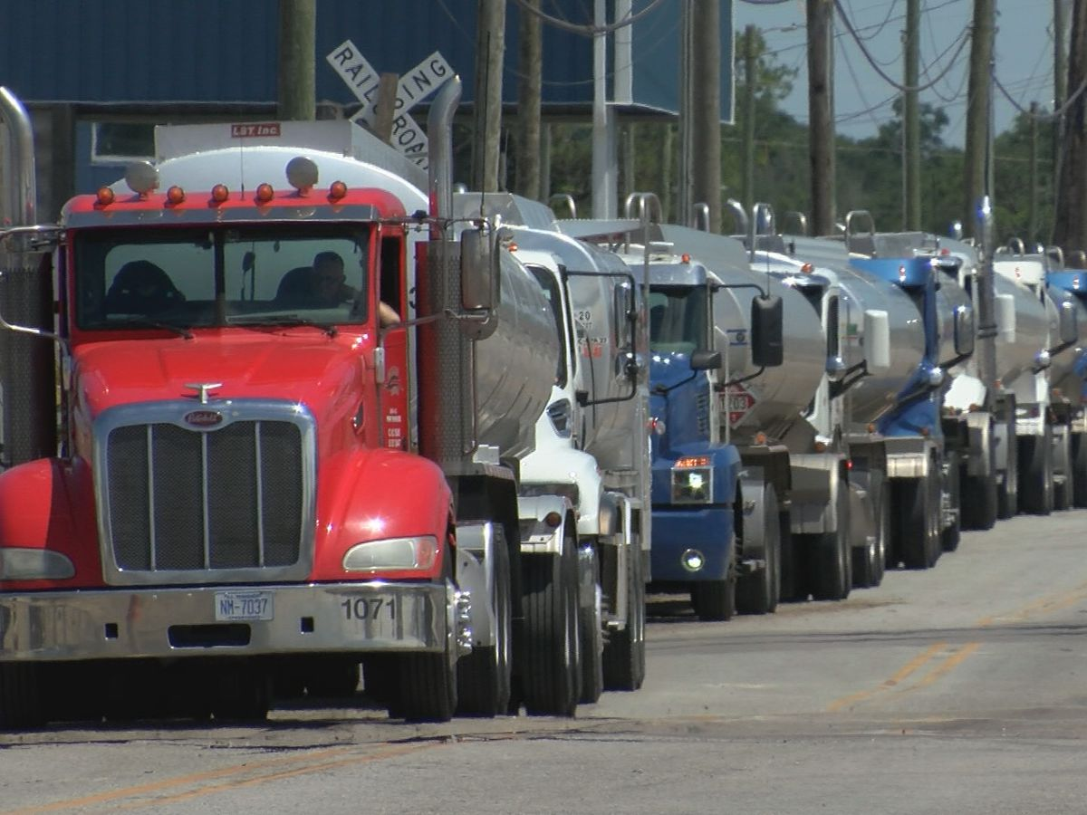 Despite steady supply, bottlenecks at Wilmington fuel terminals causing distribution delays