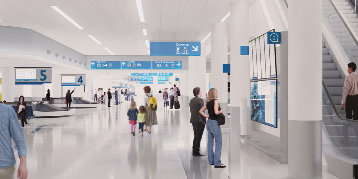 Big changes coming to Charlotte Douglas International Airport
