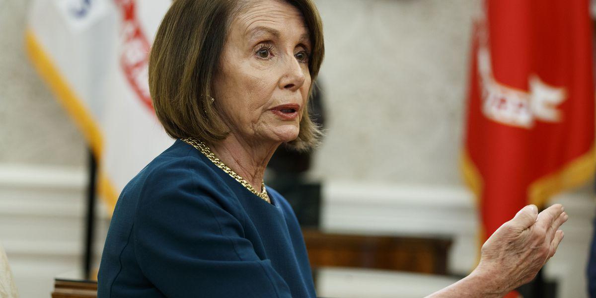 Pelosi, Dem critics discuss plan to limit top leaders' terms