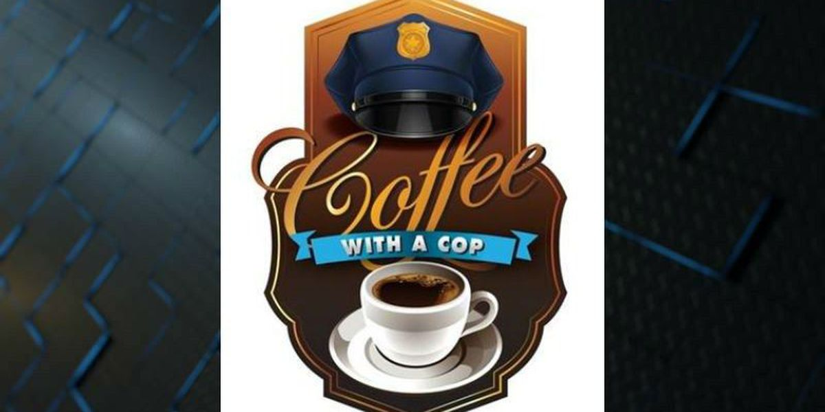 Coffee with a Cop set for Surf City this week