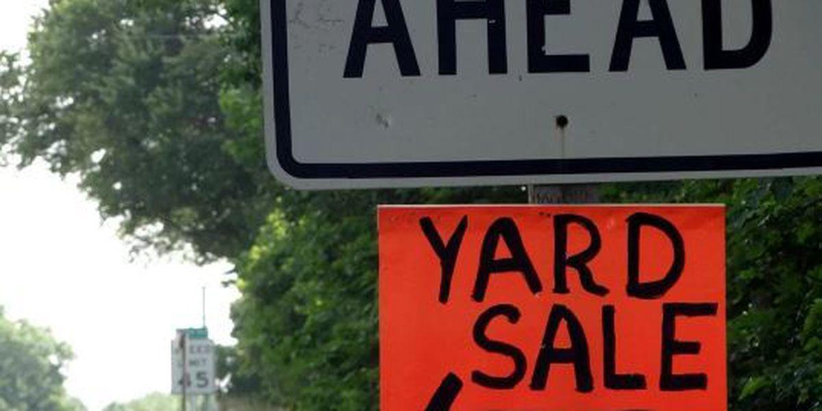 Submit a Yard Sale