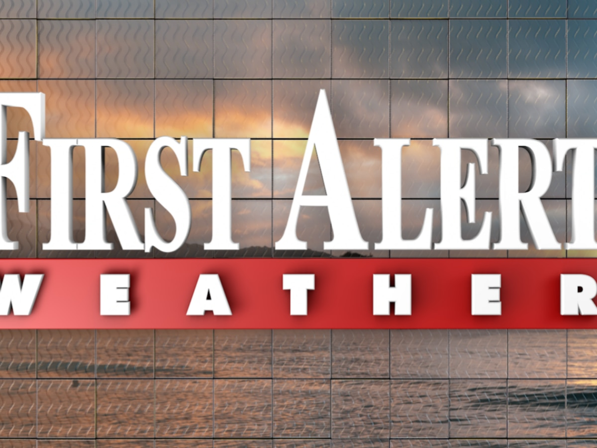 First Alert Forecast: stormy pattern at home and tropics even showing signs of life