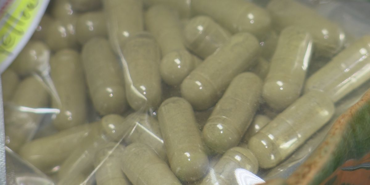 FDA issues warning to Wilmington company selling kratom