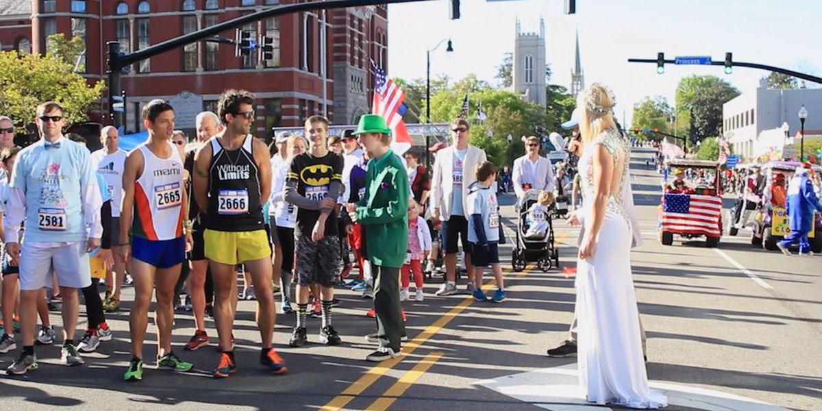 Azalea Festival Parade Mile partners with Team First Book