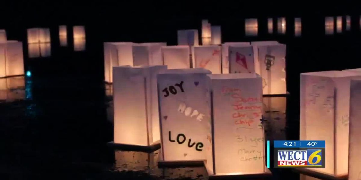 Floating Lantern Ceremony provides community with opportunity to remember and reflect
