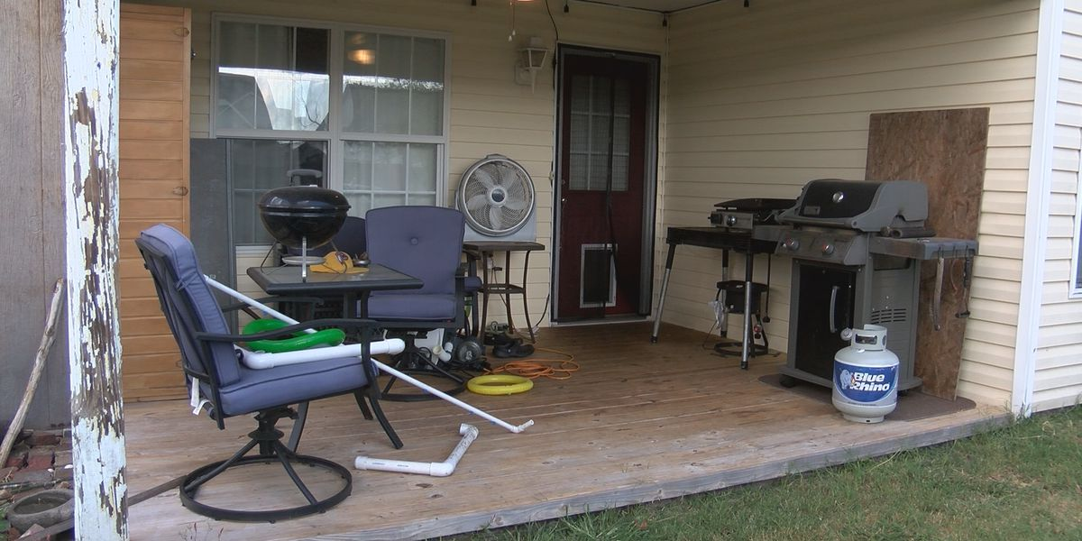 'I was so scared, it's my biggest fear:' Ogden woman says man attacked her in her own backyard