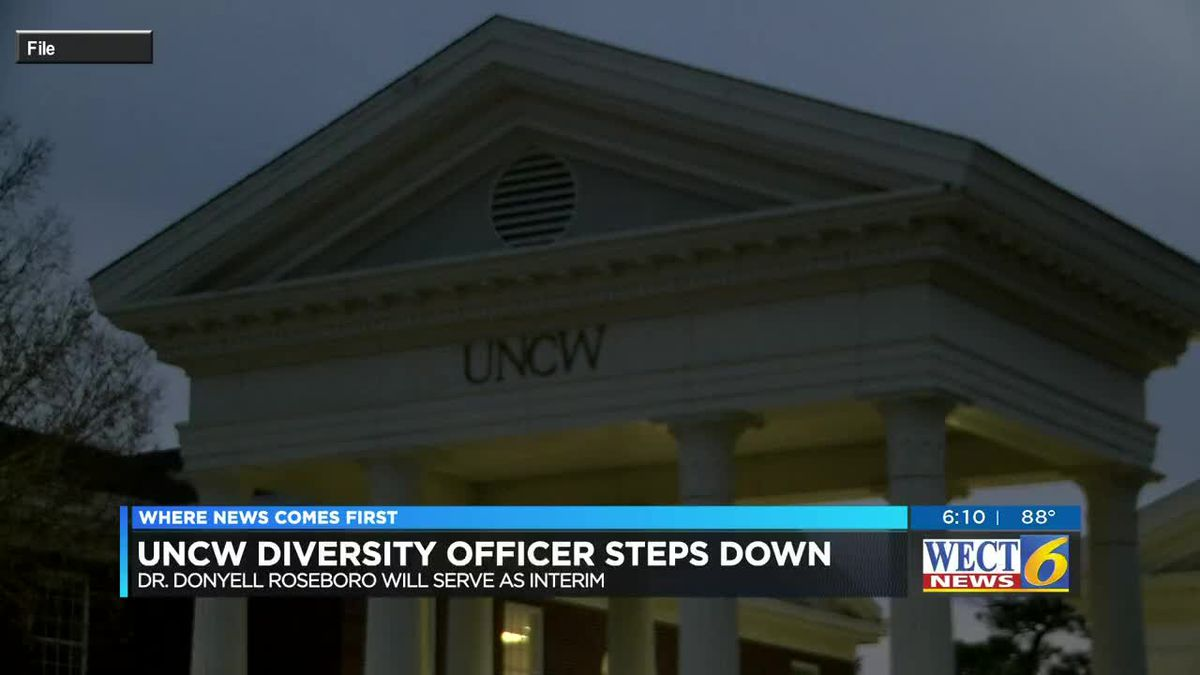 Chief Diversity Officer steps down