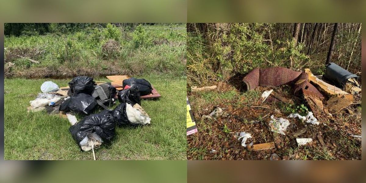 Columbus County deputies step up efforts to fight illegal dumping