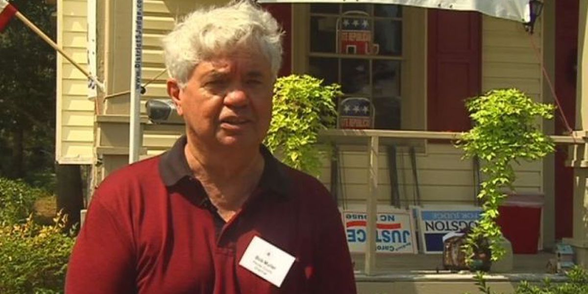 Pender County GOP Chairman will cast a North Carolina Electoral Vote for Trump
